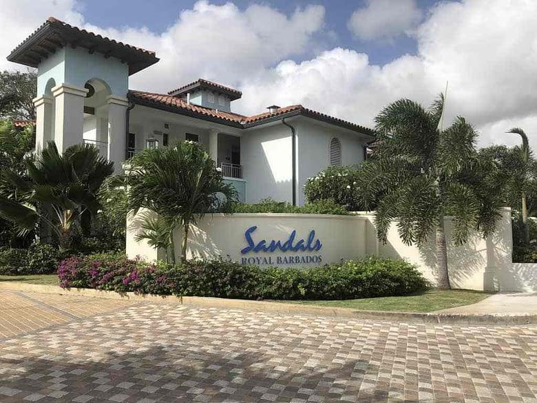 Sandals Spa