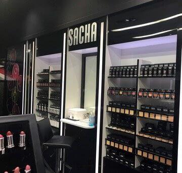 Sascha cosmetics