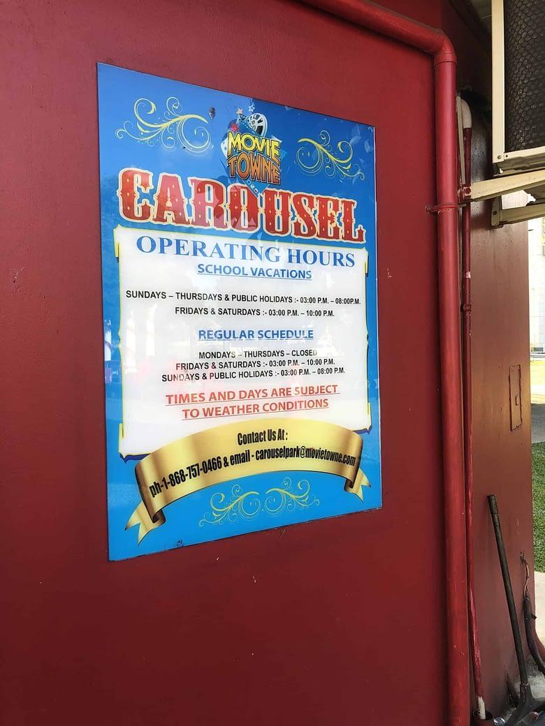 Carousel Park at MovieTowne